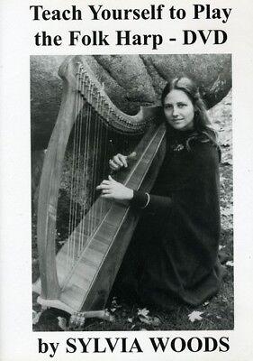 Teach Yourself to Play the Folk Harp [New (Teach Yourself Folk Harp)