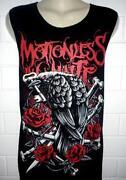Motionless in White Shirt