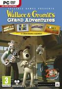 Wallace and Gromit Game