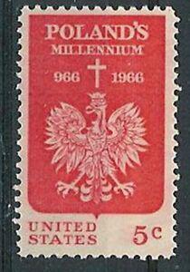 USA - label 1966 Poland&#039;s millennium - <span itemprop='availableAtOrFrom'>Bystra Slaska, Polska</span> - USA - label 1966 Poland&#039;s millennium - Bystra Slaska, Polska