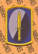 US Army Shoulder Patches