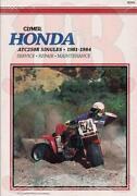 1981 Honda ATC 250R
