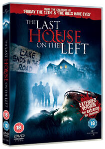 The Last House On the Left: Extended Version DVD (2009) Garret Dillahunt