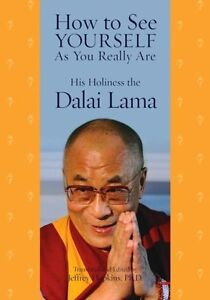 How to see yourself as you really are by Dalai Lama paperback