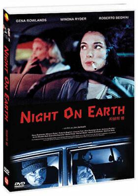 [DVD] Night On Earth (1991) Jim Jarmusch *NEW