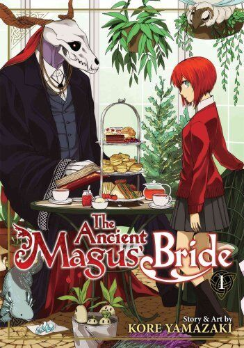 The Ancient Magus' Bride: Vol. 1 by Kore Yamazaki 9781626921870