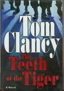Tom Clancy Signed