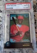 1998 Bowman Jimmy Rollins
