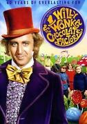 Willy Wonka DVD