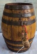 Mini Wine Barrel