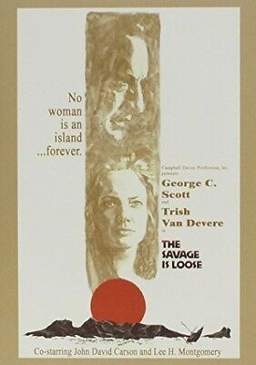 The Savage Is Loose [New DVD]