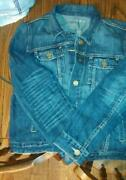 Gap Jean Jacket XL