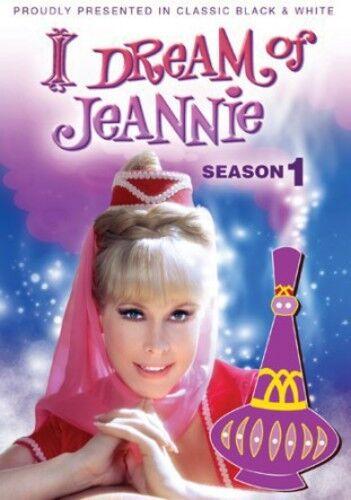 I Dream of Jeannie: Season 1 [3 Discs] (2014, REGION 1 DVD New)