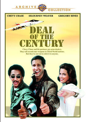 Deal of the Century [New DVD] Manufactured On Demand, Mono - Deal Of The