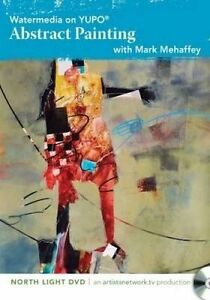 NEW Watermedia on YUPO - Abstract Painting by Mark Mehaffey
