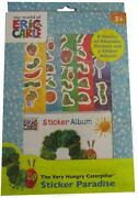 Hungry Caterpillar Stickers