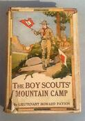 Antique Boy Scout Books