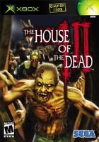 House of the Dead 3 (Includes House of the Dead 2) Xbox game