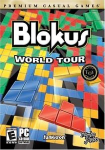 BLOKUS For PC. Sealed Package. Brand New