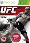Microsoft Xbox 360 UFC Undisputed 3 Video Games