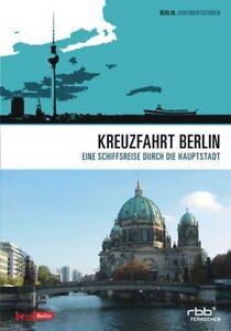 Kreuzfahrt Berlin - Eine Schiffsreise durch die Hauptstadt - DVD - Neu u. OVP