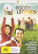 Footy Legends DVD