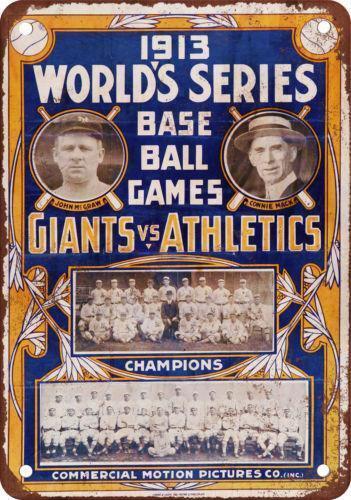 Vintage Baseball Sign Ebay