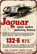 Jaguar Sign
