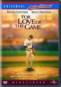 For Love of The Game DVD