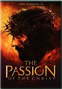 THE PASSION OF THE CHRIST New Sealed DVD Widescreen