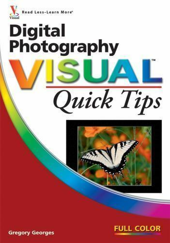 Digital Photography Visual Tips by Georges Brand New List Price 12.99 1