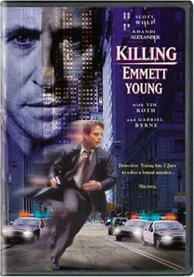 Killing Emmett Young SERIAL KILLER OF WOMEN ON THE LOOSE THRILLER DVD](Movies Of Serial Killers)