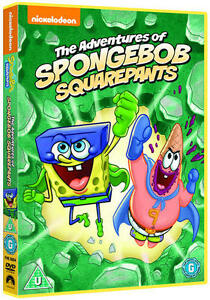 The Adventures of SpongeBob Squarepants [DVD]