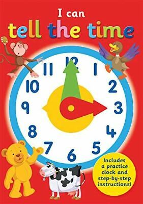 I Can Tell the Time, Kate Thomson, Very Good, Hardcover