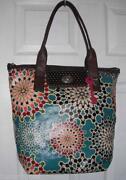 Fossil Turquoise Handbag
