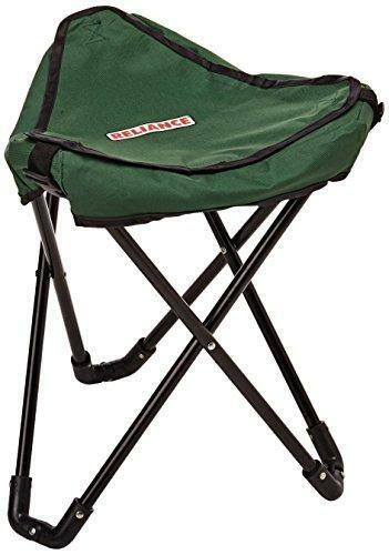 Reliance Products TRI-TO-GO | Portable Toilet/Camp Stool | 300 Pound Capacity,
