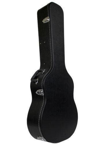 acoustic guitar case ebay. Black Bedroom Furniture Sets. Home Design Ideas