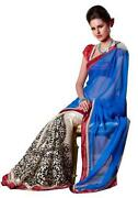 White Wedding Sarees
