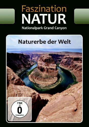 DVD * FASZINATION NATUR - Naturerbe der Welt - Grand Canyon  # NEU OVP ~