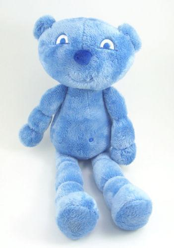 Blue Teddy Bear Ebay