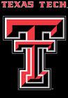 Texas Tech Red Raiders Football NCAA Flags