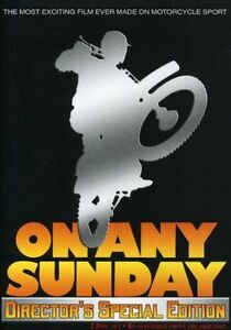 On Any Sunday [2 Discs] [Director's Special Edition] [DVD New]