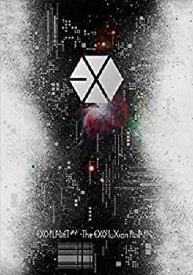 EXO PLANET #2 The EXO'luXion IN JAPAN First Limited Edition Blu-ray Photobook