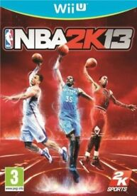 NBA2K13 for WiiU