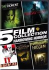 Horror The Texas Chainsaw Massacre Ghosts DVDs & Blu-ray Discs