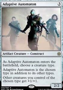4x Adaptive Automaton NM-Mint, English Explorers of Ixalan MTG Magic