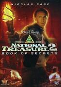 National Treasure DVD