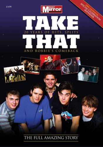 Take That, Good Condition Book, Mirror Series, ISBN 1907324038