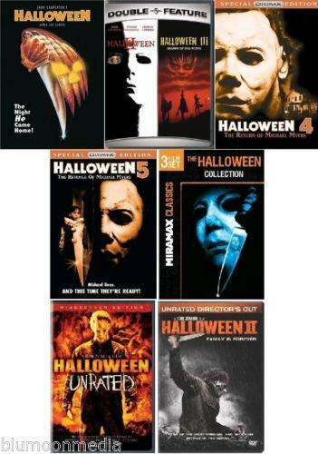 Halloween Collection: DVDs & Movies | eBay