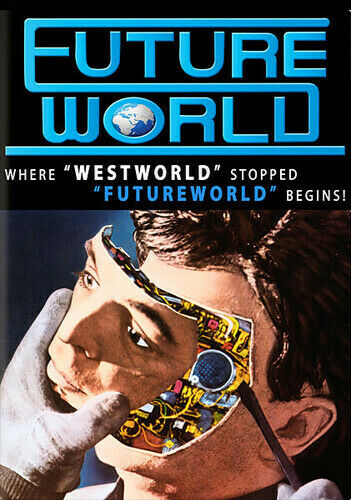 Futureworld [New DVD]